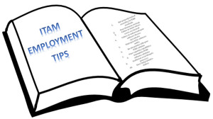 ITAM Employment Tips